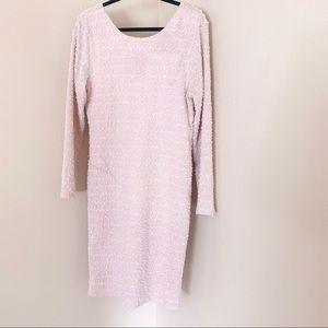 Jennifer Lopez Sweater Women's Dress.